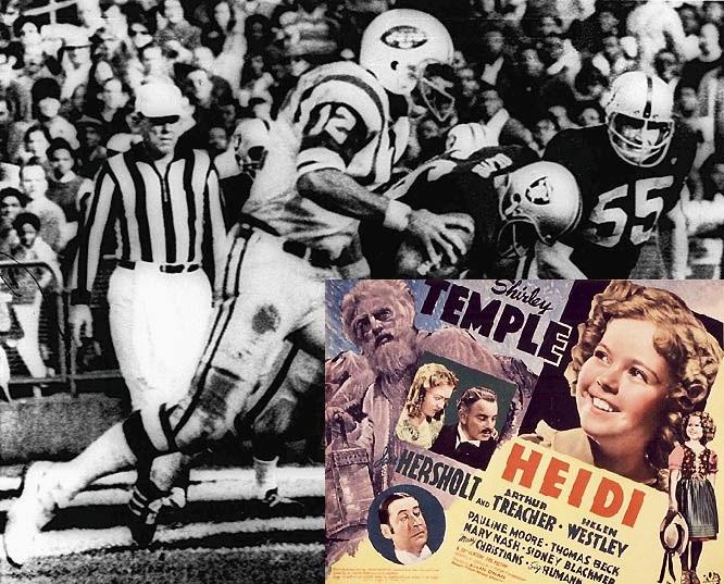Image result for heidi NFL game images