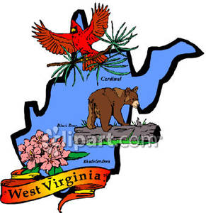 blue_state_west_virginia_with_state_symbols_the_red_cardinal_the_black_bear_and_the_rhododendron_royalty_free_080725-162328-370024