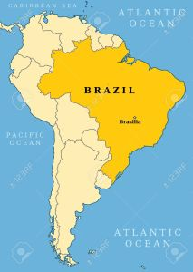 17780337-brazil-locator-map-country-and-capital-city-brasilia-map-of-south-america-stock-vector