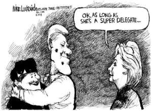 cartoon-hillary-bill-clinton-super-delegate