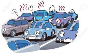 16424137-crowded-road-stock-vector-traffic