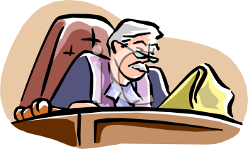 0511-1002-2402-5217_judge_reading_a_legal_brief_clipart_image